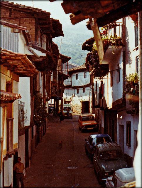 Cabezuela del Valle, 1982.