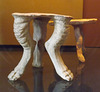 Tripod Table with Legs in the form of Lion Paws in the Louvre, June 2013