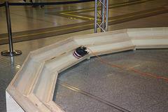 Racing mains powered belt sanders, anyone?