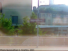 Siegburg/Bonn Bahnhof, Edited Version, Siegburg, Nordrhein-Westfalen, Germany, 2015
