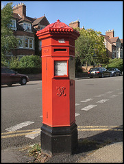 Victorian Penfold pillar box