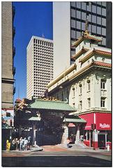 San Francisco | China Town, Dragon's Gate