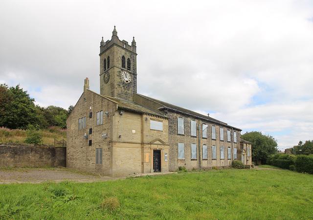 Saint Mary's Church, Illingworth, West Yorkshire