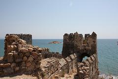 Mamure Kalesi - Turcja