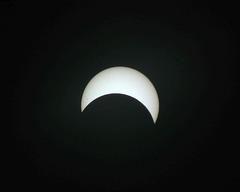 éclipse de soleil / solar eclipse