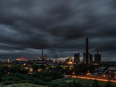 Industrielandschaft / Industrial Landscape (270°)