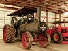 Case steam tractor, Pioneer Acres