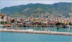 Alanja : il porto turistico