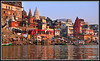 """Prayag Ghat"" - Varanasi - Uttar Pradesh - INDIA"