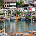 Alanya : belle barche nel porto turistico