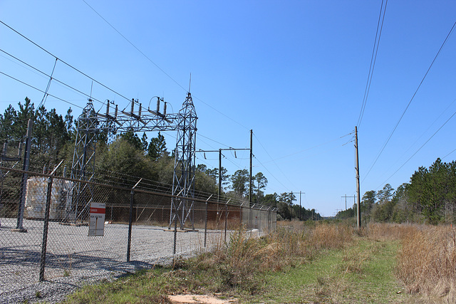 Gulf Power Munson Substation - Milton, FL