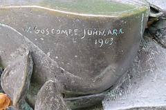 sir arthur sullivan monument, embankment, london (8)