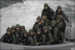 Commandos approach