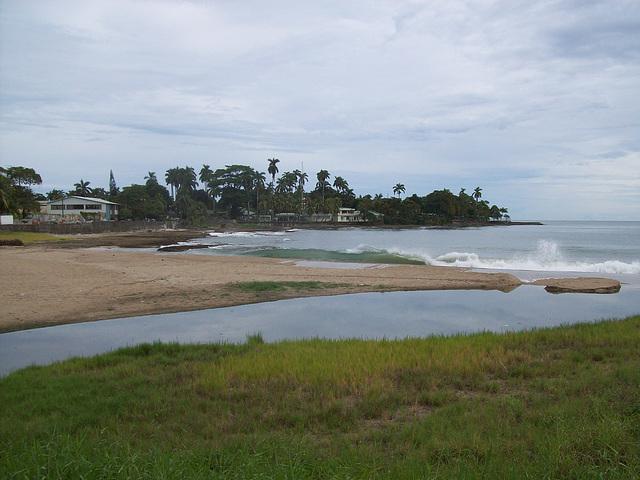 Costa de Limón-Costa Rica