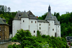 LU - Clervaux - Castle
