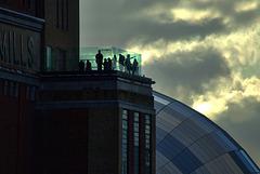 A Revisit....Viewing Platform At The Baltic. Gateshead