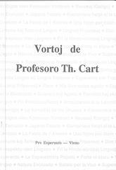 Cart, Vortoj, 1927, repr. 1990