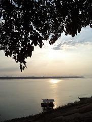 Lever de Mékong / Mekong awakening
