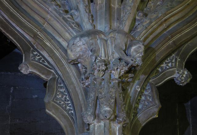 heckington church, lincs.