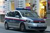 Bundespolizei Touran in Vienna - 23 August 2017