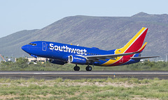 Southwest Airlines Boeing 737 N414WN