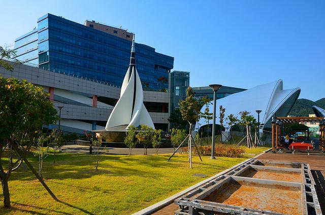 Ocean Plaza, Okpo