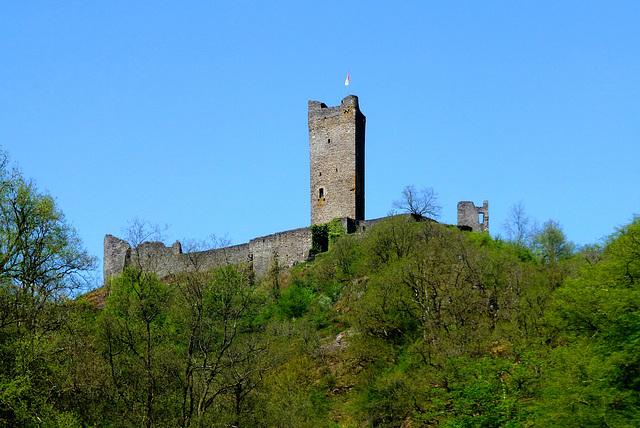 DE - Manderscheid - Oberburg