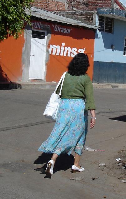 Minsa Lady