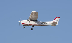 Cochise Community College Cessna 172 N733AZ