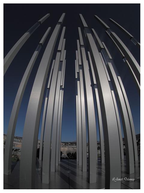 Les monolithes...