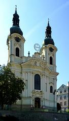 CZ - Karlsbad - Maria-Magdalenenkirche