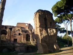 Ruins.