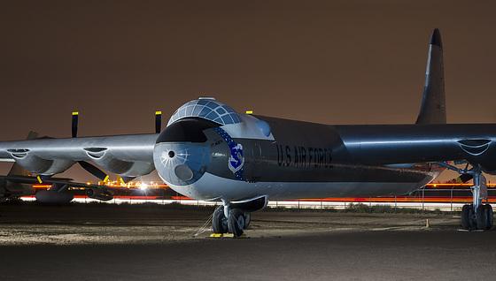 Convair B-36J Peacemaker 52-2827