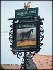 Greene King Black Horse