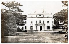 Dover House, Roehampton, Wandsworth, Greater London (demolished)