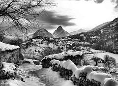 Montanhas de Peñamellera Alta