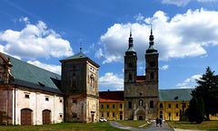 CZ - Tepla - Kloster Tepla