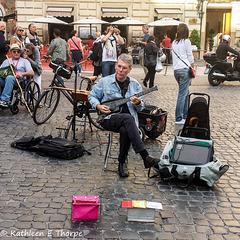 Rome Piazza della Rotunda - Ricky Mastantuono - 052314-003