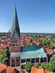 St. Johannis Kirche, Lüneburg