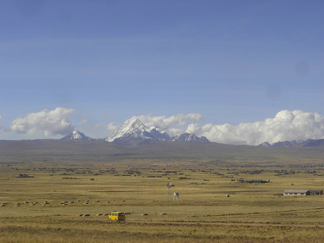 Le Huayna Potosi