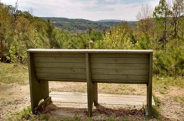 Have a seat amongst mosquitoes / Prenez place parmi les moustiques