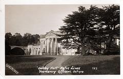 Oakley Hall, Suffolk (Demolished)