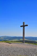 höchster Punkt auf dem Belchen (© Buelipix)