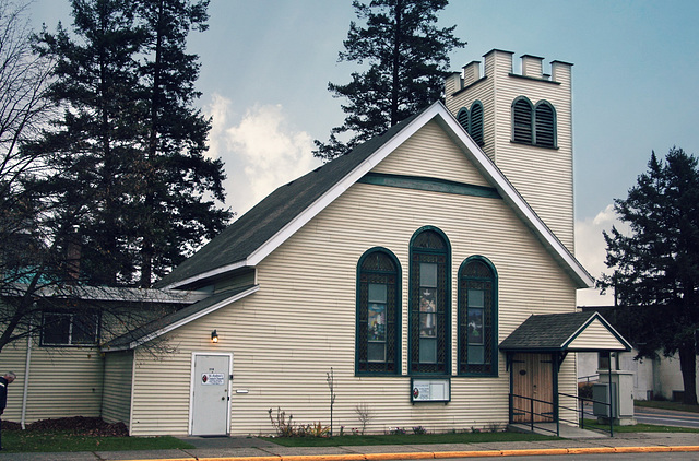 United Church - Quesnel, BC