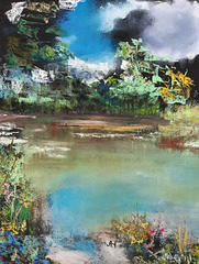 Les jardins d'eau de Claude Monet