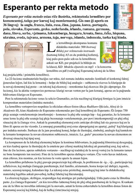 Mia prelego dum la 3a Tutmonda Kolokvo pri Instruado de Esperanto