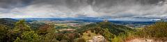 Albtrauf Panorama (315°)