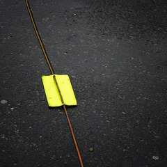 Ground Markings 24/50 - Caution Cable