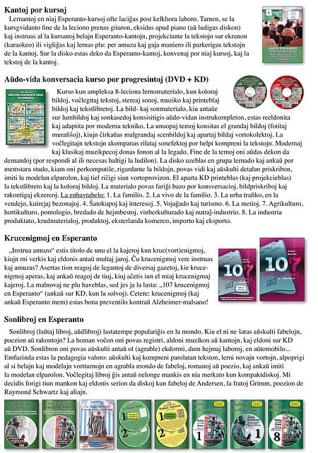 Mia prelego dum la 3a Tutmonda Kolokvo pri Instruado de Esperanto, daŭrigo