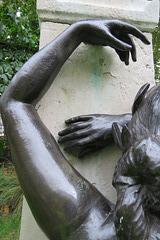 sir arthur sullivan monument, embankment, london (5)